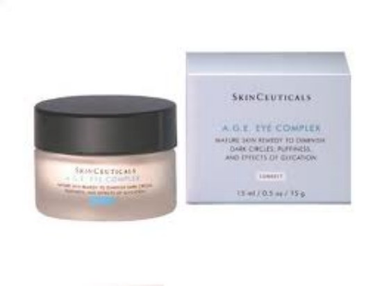 SkinCeuticals A.G.E eye cream for dark circles
