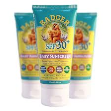 Sunscreen Cream for Babies