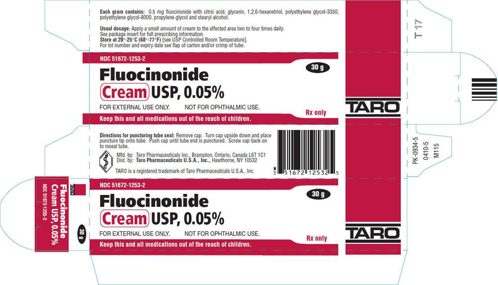 Fluocinonide cream usp 0.05